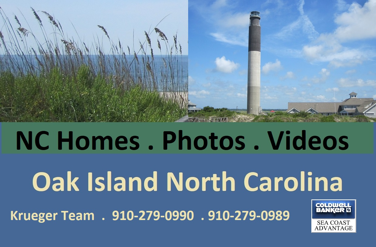 Oak Island NC videos photos homes